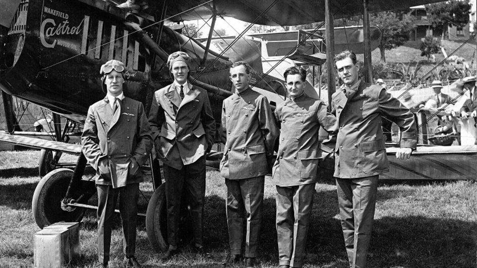 Legacy of the World War One Aviators
