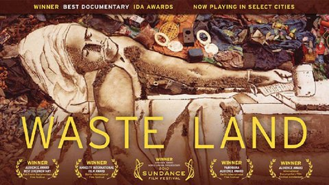 Waste Land - An Art Collaboration in the World's Largest Garbage Dump