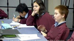 Linking Questioning to Assessment for Learning (Classroom Footage)