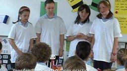 Peer Feedback: Classroom Practice (Primary)