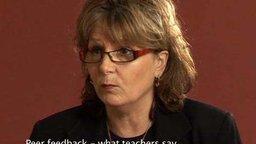 Peer Feedback: What Teachers Say (Primary)