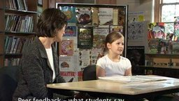 Peer Feedback: What Students Say (Primary)