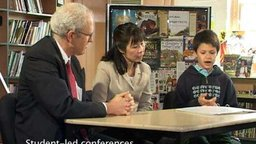 Three-Way and Student-Led Conferences: Year 6 - Primary