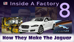 Inside A Factory: How They Make The Jaguar