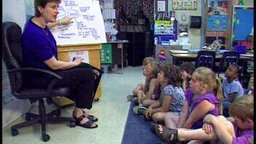 Program 1: Exploring literature in third grade