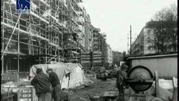 About the Prenzlauer Berg District - Newsreel 1976