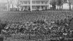 Our Spirits Don't Speak English - Indian Boarding School