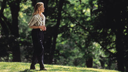 Walking: Mindfulness While Moving