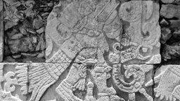Mayan Glyphs—A New World Logosyllabary
