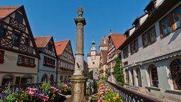 Rothenburg—Jewel on the Romantic Road
