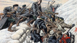 1904—The Russo-Japanese War