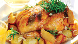 Roasting-Dry-Heat Cooking without Fat