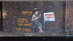 Docobanksy - Graffiti in the Art World