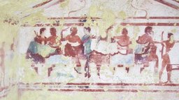 Etruscan Burial and Mourning