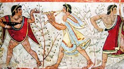 Where Have the Etruscans Gone?