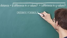 Distance, Midpoints, and Folding Ties