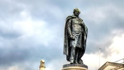 Daniel O'Connell and the Great Famine