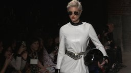 Art Institutes, Nolcha Shows and Red Dress Collection - NYC Fall 2016