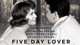 Five Day Lover - L'amant de cinq jours