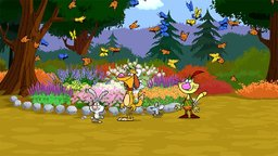 Where Have All the Butterflies Gone?! / For the Birdies!