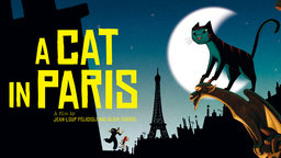 A Cat in Paris (French Version)