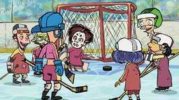Jacob Two-Two and the Purloined Hockey Card
