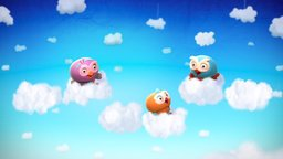 Hoot Learns To Cloud Bounce