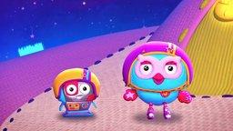 Hootaluna - Moon Bouncer Extraordinaire