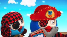 Pirate Hootbeard & The Missing Star Cloud