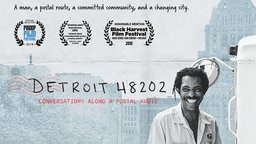 Detroit 48202 - Conversations Along a Postal Route