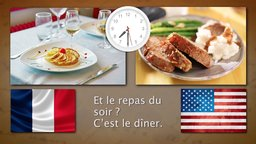 À table: Daily Meals