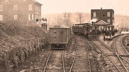 Building the Transcontinental Railroads