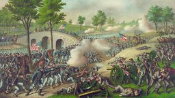 The Civil War's Main Front: 1862
