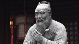 Confucius's Students: Zilu and Zigong