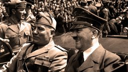 Fascist Italy, Nazi Germany - 1922 - 36