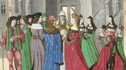 Renaissance Life: Marriage