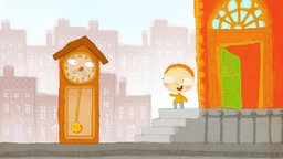 The Day Henry Met... A Clock