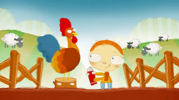 The Day Henry Met... A Rooster