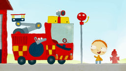 The Day Henry Met... A Fire Engine