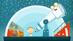 The Day Henry Met... A Telescope