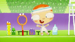The Day Henry Met... A Tennis Racket