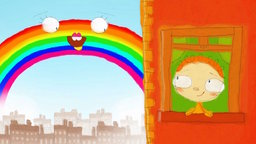 The Day Henry Met… A Rainbow