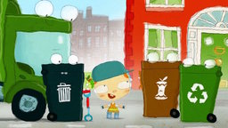 The Day Henry Met... A Dustbin