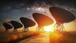 Radio and X-Ray Telescopes